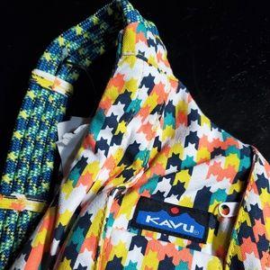 Kavu Bags - Kavu Rope Bag Candy Stars